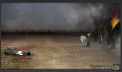 imam hussein ashura (70hassan07) Tags: war iraq battle ali mohammed ashura karbala hussein imam  hasan moharam