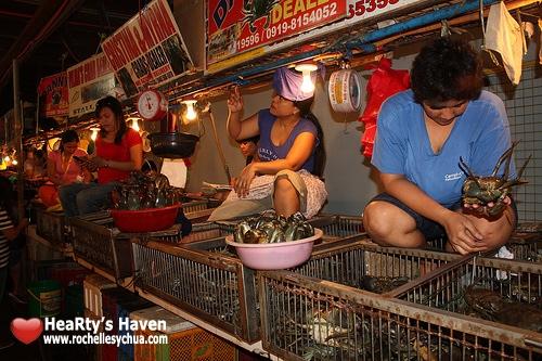 dampa market crabs
