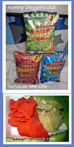 Soyami Soya Chips