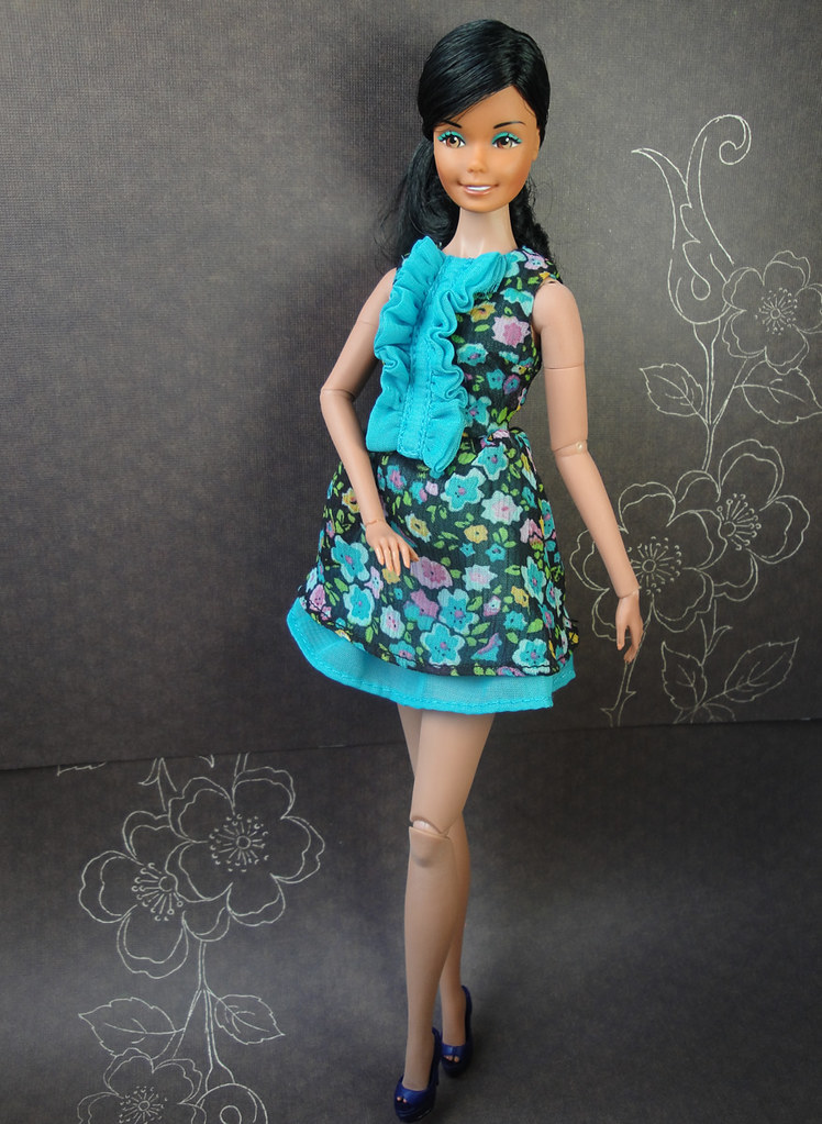 Hawaiian Superstar Barbie (hybrid)