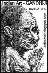 GANDHIJI Caricature  - Artist Anikartick,Chennai,Tamilnadu,India (ANIKARTICK ( T.Subbulapuram VASU,Andipatti,Theni )) Tags: flowers girls portrait horse stilllife india art illustration pen pencil painting sketch paint artist drawing contemporary gandhi animation watercolour illustrator sketches madurai tamilnadu artworks conceptart indianart gandhiji landscapepainting mahatmagandhi natureart indianpaintings satyagraha backgroundart indianpainting greatartist artistwork fatherofnation indiandrawings chennaitamilnaduindia indianartist mahadmagandhi chennaiartist animationartist fatherofindia indianartgallery gandhiportrait flickrindia chennaianimation indiangreatartist chennaiartgallery chennaianimator indiananimation chennaiart indiananimator chennaipainting indiansketches indianpendrawings indianlinedrawings indianblogspot gandhijidrawing gandhijiphoto gandhijiillustration mohandosskaramsandhgandhi gandhijisautobiography sathyasothanai satyasothan