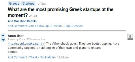 Quora Question Screenshot