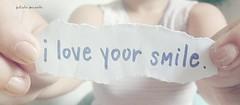 i love your smile di ju!ietap