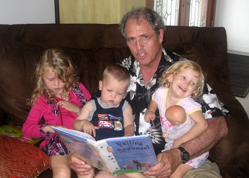 Story Time with Grandpa Tom