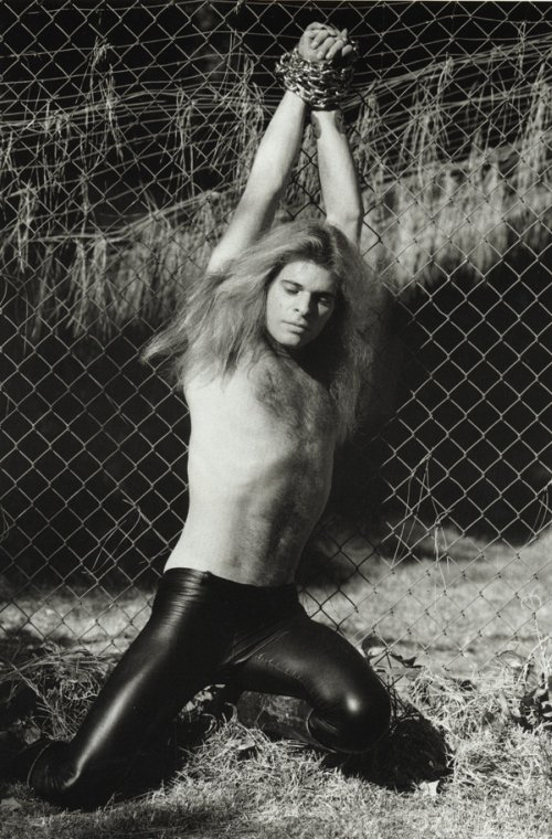 David Lee Roth Chained Up