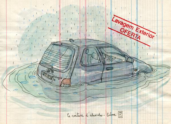 eduardo's car