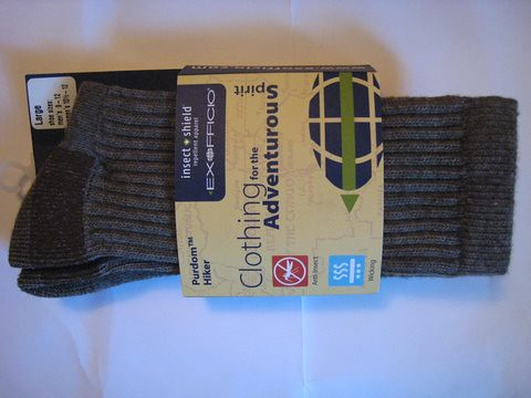 Hiker Socks by Exofficio