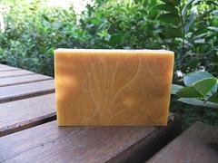 冬日暖陽紅棕皂(SOAP)