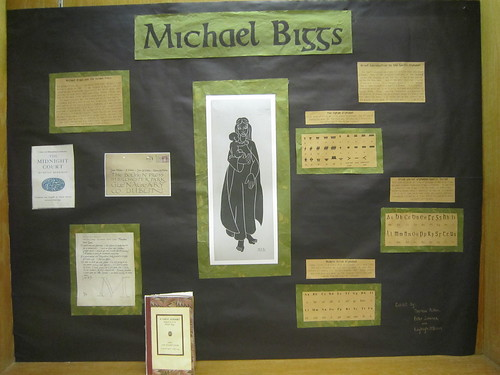 Michael Biggs exhibit