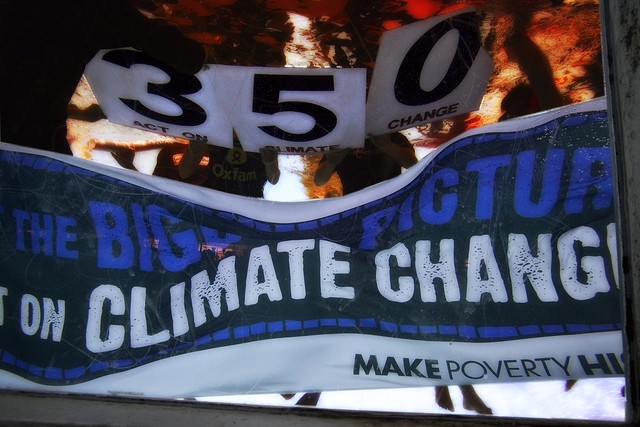 350 Underwater Climate Change Action in Perth WA by 350org