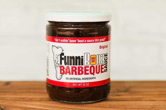 FunniBonz Barbeque Sauce