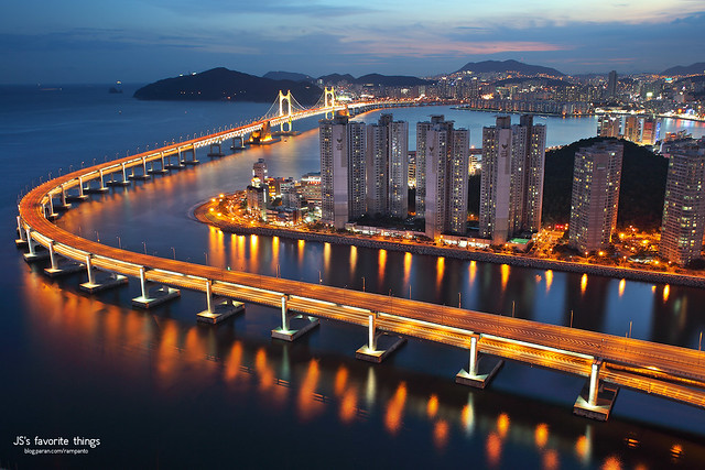 BUSAN - Kwangan Bridge