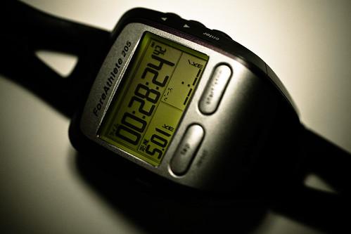 5km 28min