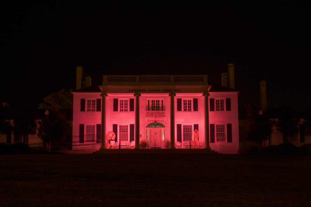 Pink Cater Hall