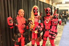 The Deadpool Family (excalipoor) Tags: new york nyc newyorkcity costumes ny newyork game anime comics costume october comic geek cosplay manhattan manga dressup games exhibition midtown geeks videogames gaming convention comicbooks fans fanboy comiccon fandom con geekdom 2010 javits javitscenter fanboys nycc newyorkcomiccon jacobkjavitscenter animefestival newyorkanimefestival nyaf nycc2010 newyorkcomiccon2010