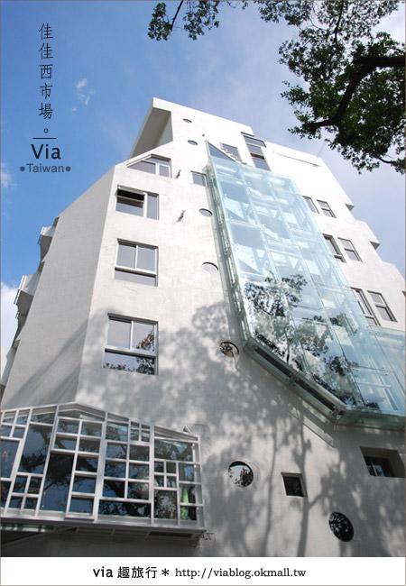 【台南住宿】佳佳西市場旅店~充滿特色的風格旅店!3