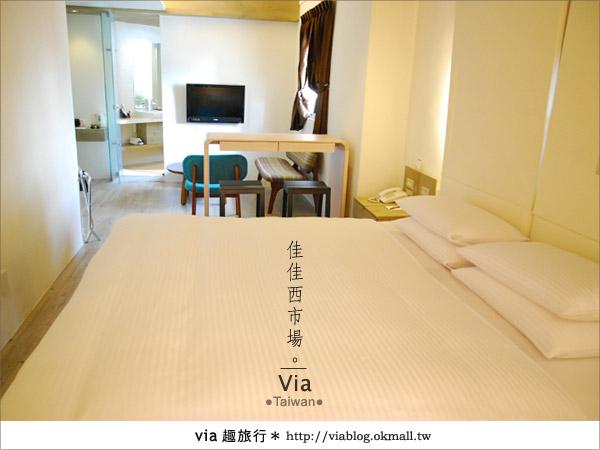 【台南住宿】佳佳西市場旅店~充滿特色的風格旅店!28