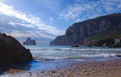 Sardegna (montecani) Tags: sardegna sea nature nuvole mare natura masua ilmiopaese miscellanea1 montecani