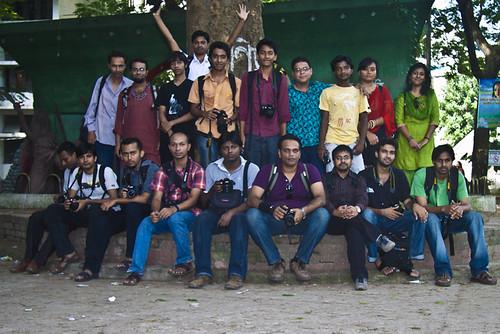 SB Mashik Vromon October 2010 / Shudhui Bangla Monthly Photography Trip October 2010 , [Old Dhaka]