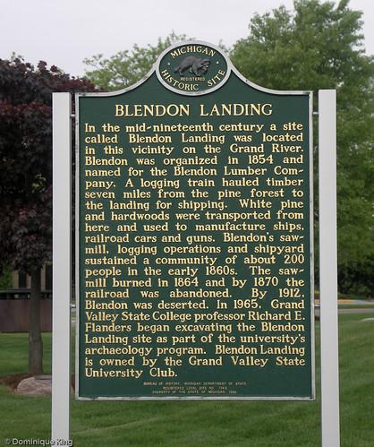Blendon Landing-Allendale, Michigan