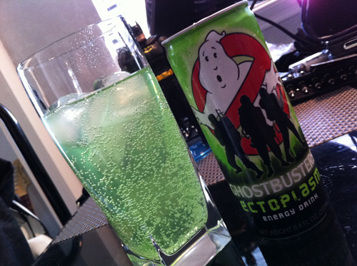 Ectoplasm Energy Drink
