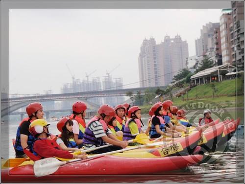20101016紅心字會碧潭獨木舟巡禮49
