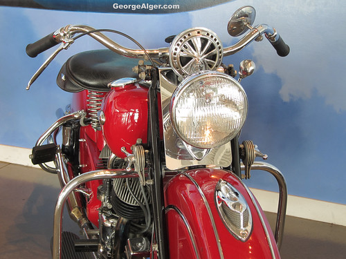 1942 Indian Motorcycle