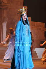 [1\2]   (A m  n i || ) Tags: blue color wearing look angel different dress queen amani amouna  ameni