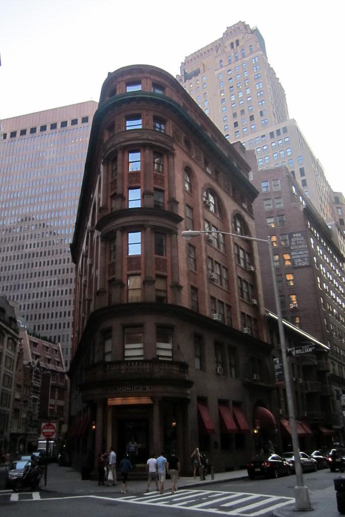 NYC - FiDi: Delmonico's