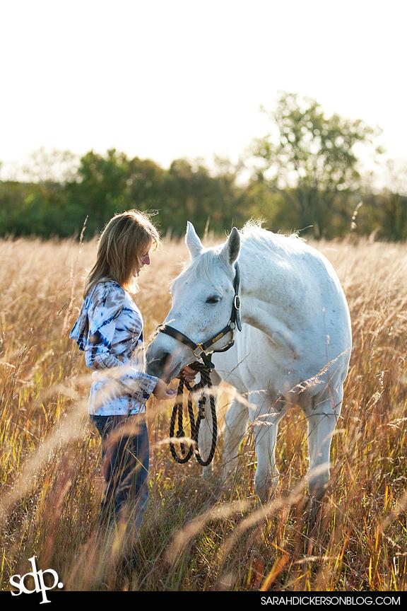 Kansas equine photographers