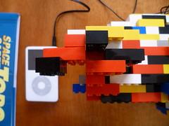 Caixa de Lego para iPod