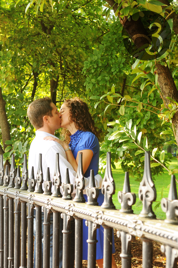 Michelle & Matt, engagement