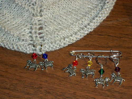 Sheep Stitch Markers