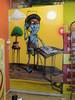 Cranio, graffiti con raíces Amazónicas