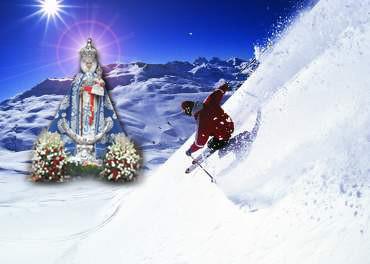 pista ski fuensanta