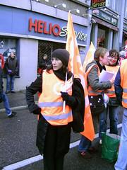 manif (alainalele) Tags: france internet creative commons nancy strike bienvenue 19 licence octobre 2010 manifestations presse retraite bloggeur paternit