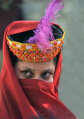 Kalashi girl Chitral Pakistan (saleem shahid) Tags: travelphotography concordians pakistanphotographers
