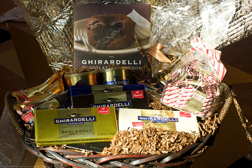 BlogHer Review: Ghirardelli Chocolate