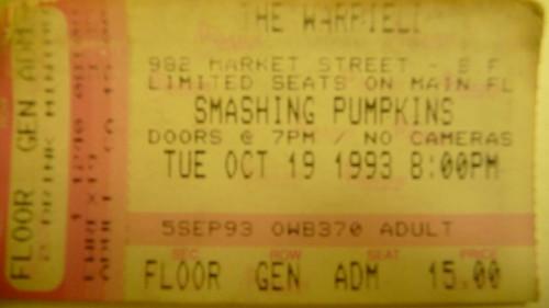 oct 19th 1993