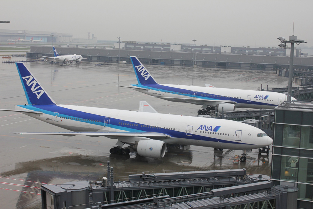 Haneda Airport became larger, and internationalized in earnest (4)
