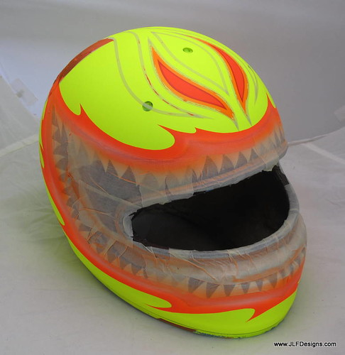 The art of helmet design