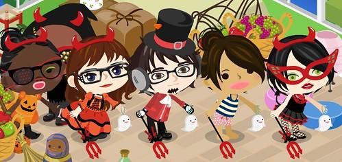 Halloween Gacha - ghost