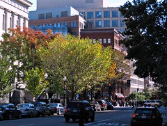 DC's downtown is bustling (2010 FK Benfield)