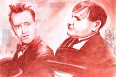 Stan Laurel & Oliver