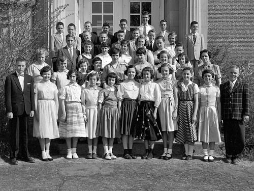 Shawsheen School 1955