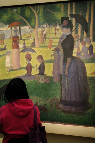"Seeing ""Sunday on the Island of La Grande Jatte"""