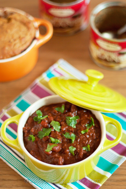 Chocolate, Stout & Ancho Chili Con Carne 2