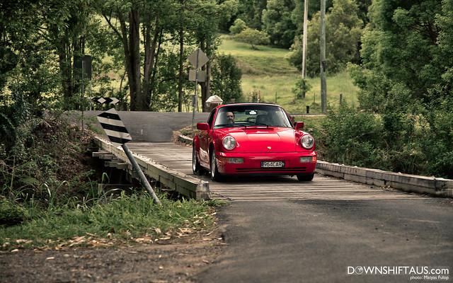 Porsche Club Cruise