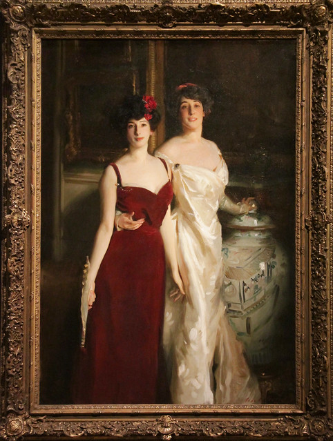 Ena and Betty, Daughters of Asher and Mrs Wertheimer, John Singer Sargent, 1901
