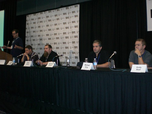 Michael Streko, Todd Freisen, Mat Siltala, Michael Gray, Andy Beal